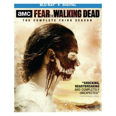 Fear the Walking Dead: Season 3 (Blu-ray + Digital)