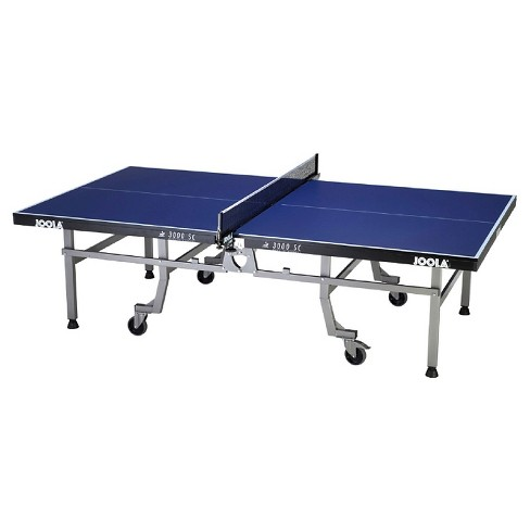 Joola 3000 SC Professional Table Tennis Table with WM Net and Post Set - image 1 of 4