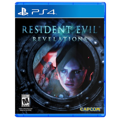 Resident Evil: Revelations PlayStation 4 - image 1 of 1