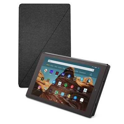 Amazon Fire HD 10 Tablet Case - Charcoal