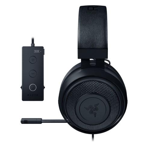 Razer Kraken TE Gaming Headset - Black   Target 8c02bef46c