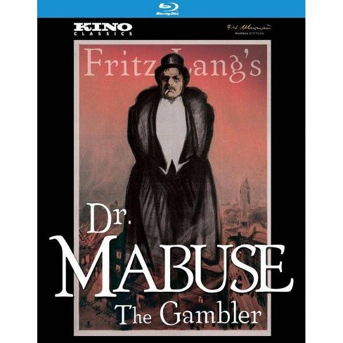 Dr. Mabuse The Gambler (Blu-ray) - image 1 of 1