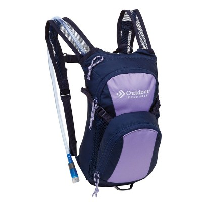 """Outdoor Products 2.1"""" Tadpole Hydration Pack - Violet"""