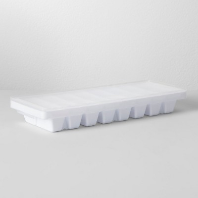 Ice Cube Tray With Lid White - Made By Design™