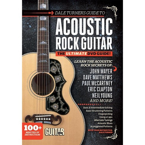 Alfred Guitar World: Dale Turner's Guide to Acoustic Rock Guitar  DVD - image 1 of 1