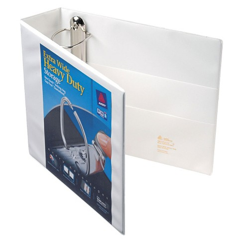 avery heavy duty view binder with locking 1 touch ezd rings 3 cap