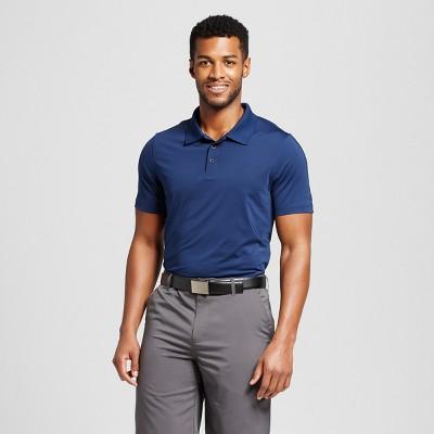 Men's Golf Polo Shirt - C9 Champion® Dark Blue L