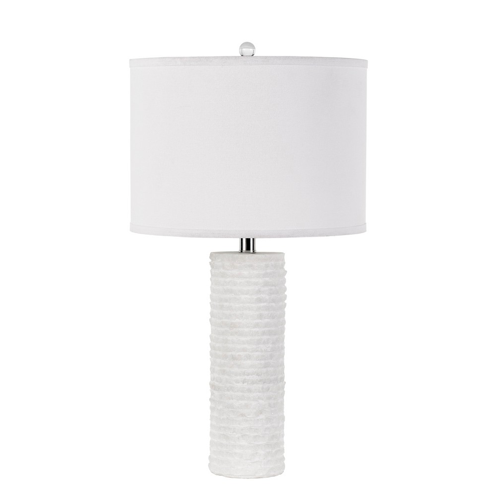Image of 150W 3 Way Granite Stone Table Lamp (Lamp Only) - Cal Lighting, Multi-Colored