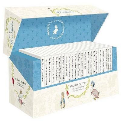 The Original Peter Rabbit Presentation Box 1-23 R/I - by  Beatrix Potter (Mixed Media Product)