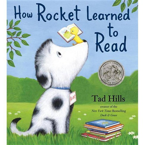How Rocket Learned to Read - by  Tad Hills (Hardcover) - image 1 of 1