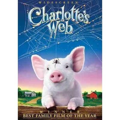 Charlotte's Web (2006) (2017 Release)  (DVD)