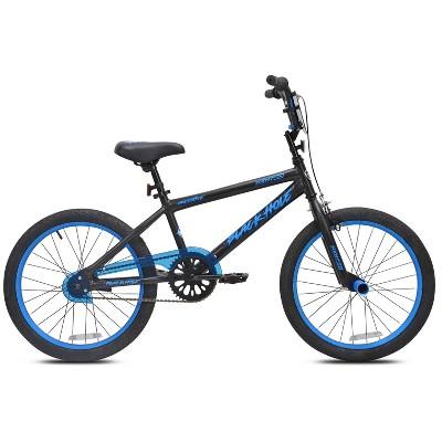 "Kent Black Hole 20"" Kids' Bike - Black"