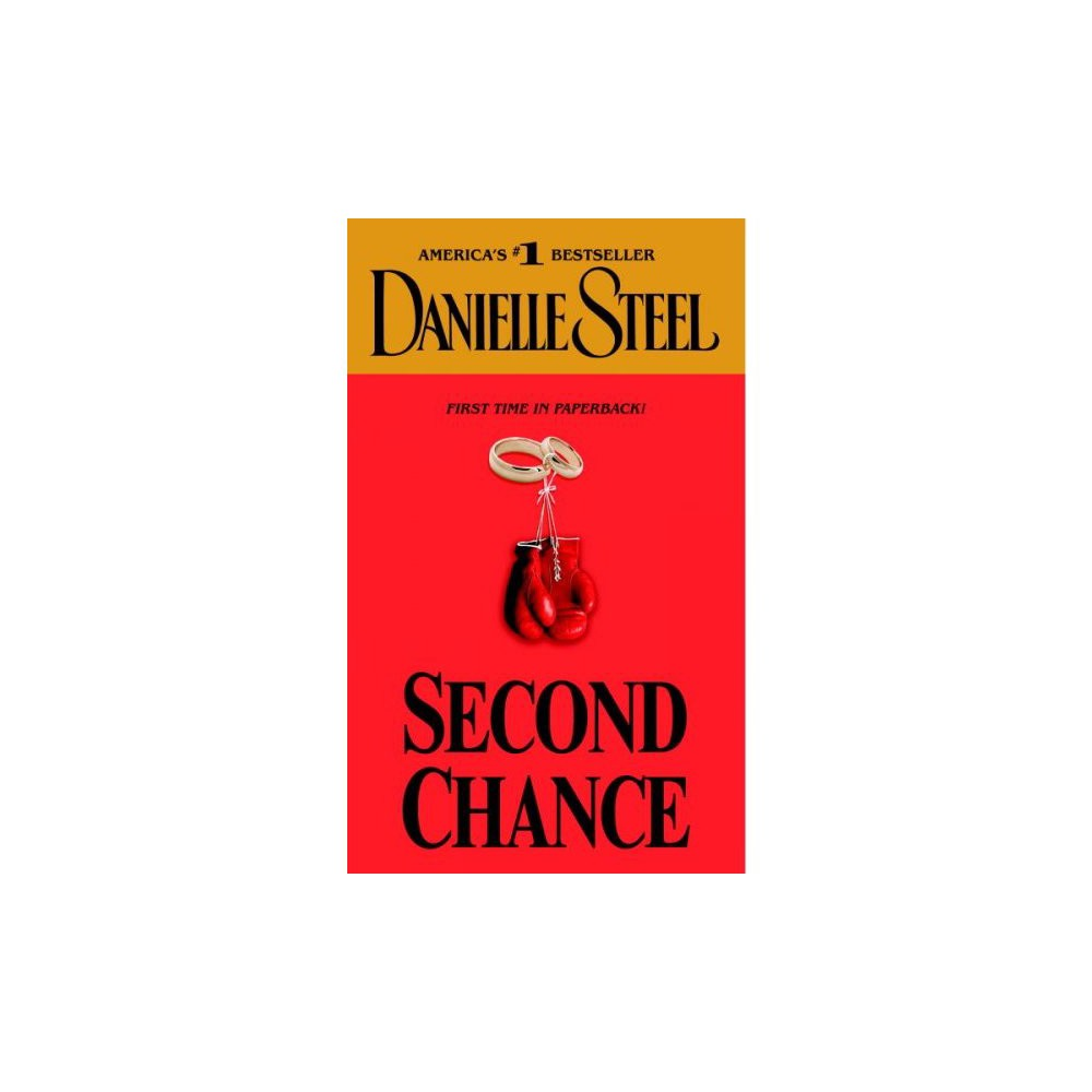 Second Chance - Reissue by Danielle Steel (Paperback)