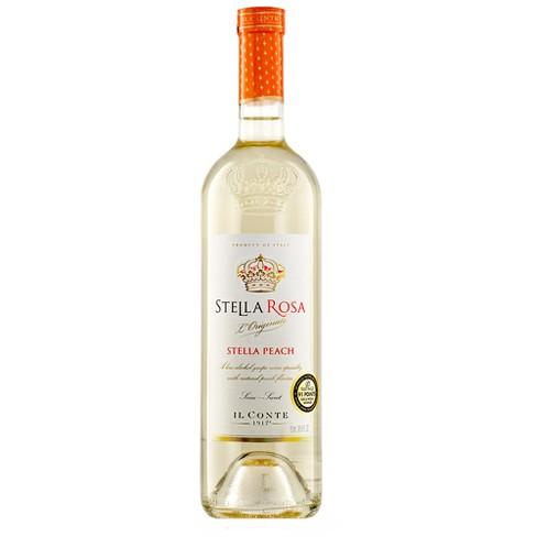 Stella Rosa Peach Wine 750ml Bottle Target