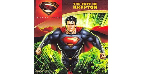 The Fate of Krypton ( Man of Steel) (Paperback) - image 1 of 1