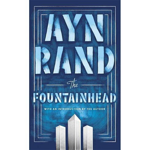 The Fountainhead - by  Ayn Rand (Paperback) - image 1 of 1