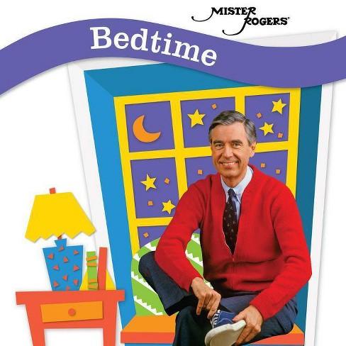 Mister Rogers - Bedtime (CD) - image 1 of 1