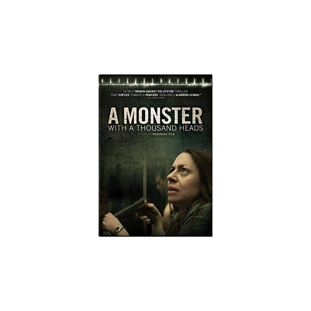 The Monster With A Thousand Heads Dvd