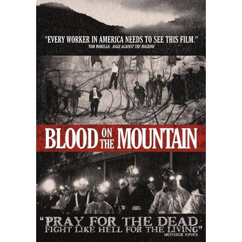 Blood on the Mountain (DVD) - image 1 of 1