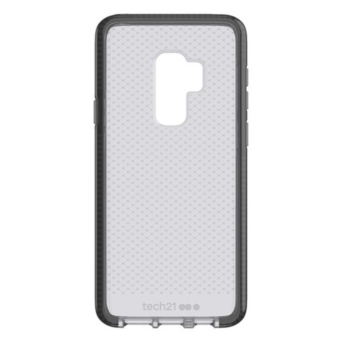 newest 0b02e 8d589 Tech21 Samsung Galaxy S9 Plus EvoCheck - Smokey Black