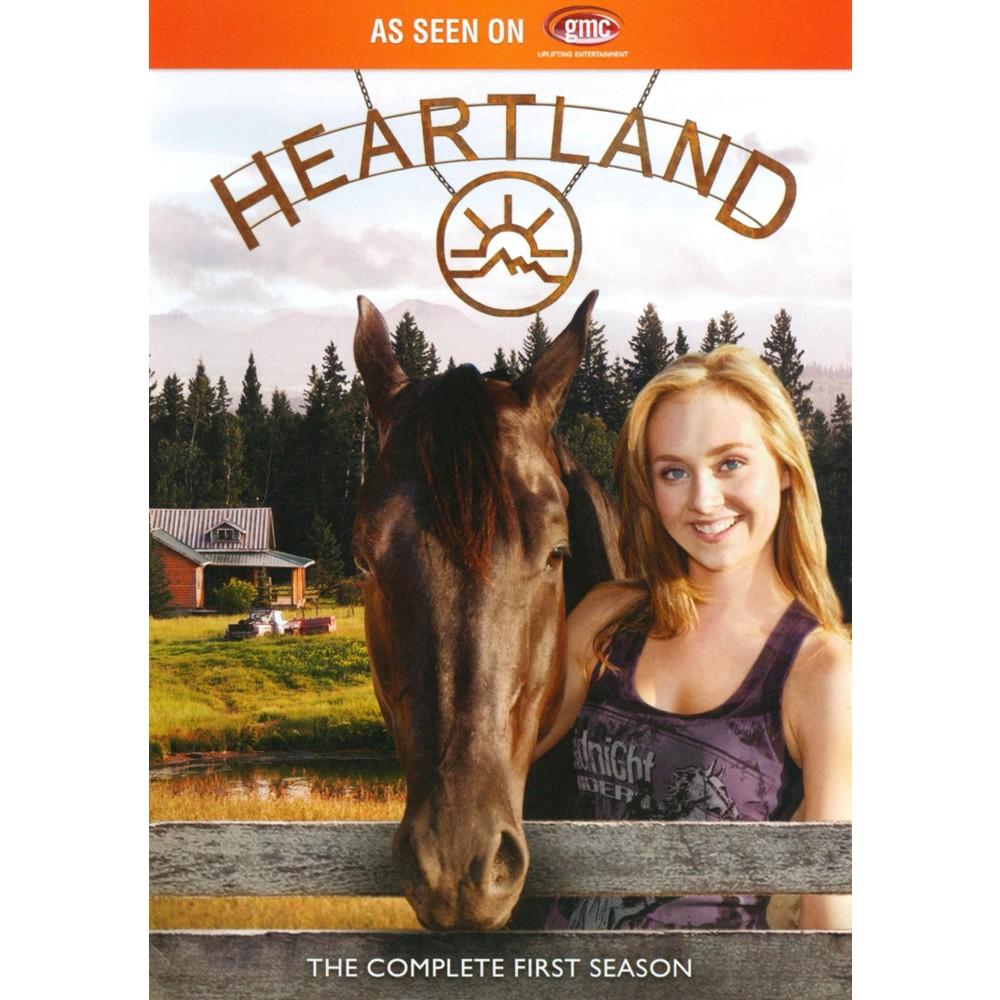 Heartland:Season 1 (Dvd), Movies