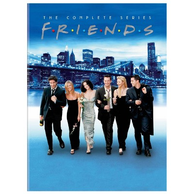 Friends: The Complete Series (Dvd) by Warner