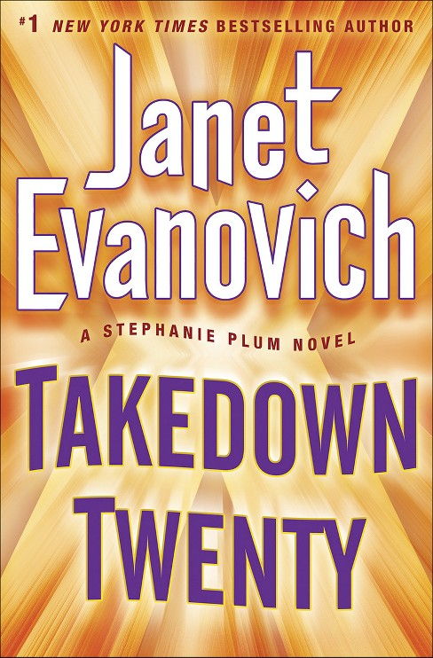 Takedown Twenty (Hardcover) by Janet Evanovich - image 1 of 1