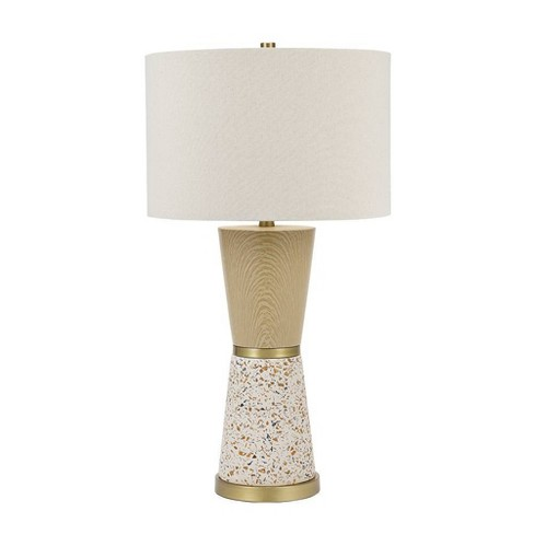 Adora Table Lamp Terrazzo (Includes Energy Efficient Light Bulb) - Cresswell Lighting - image 1 of 4