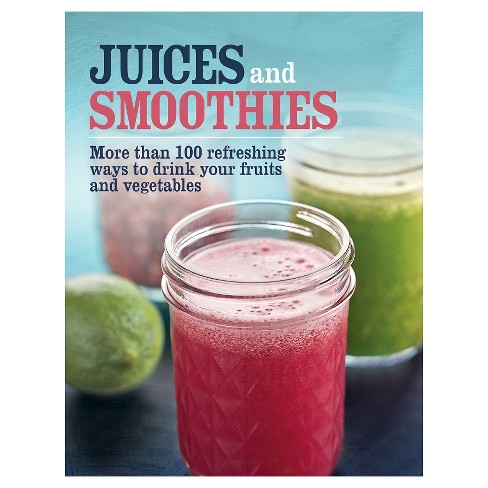 Juices & Smoothies Recipe Book - image 1 of 1
