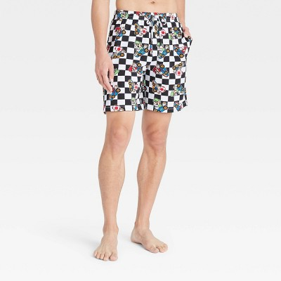 Men's Nintendo Super Mario Pajama Shorts