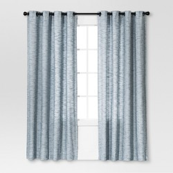 Spacedye Curtain Panel - Threshold™