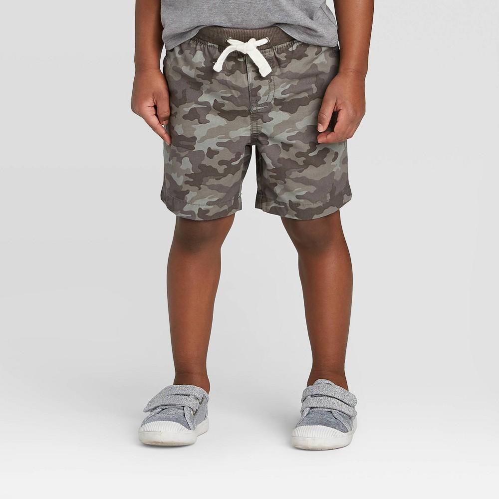 Toddler Boys 39 Chino Shorts Cat 38 Jack 8482 Camo 5t