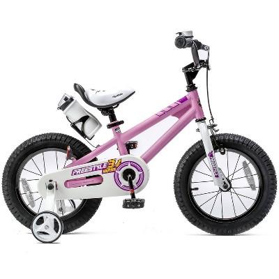 "RoyalBaby Freestyle 14"" Kids' Bike"