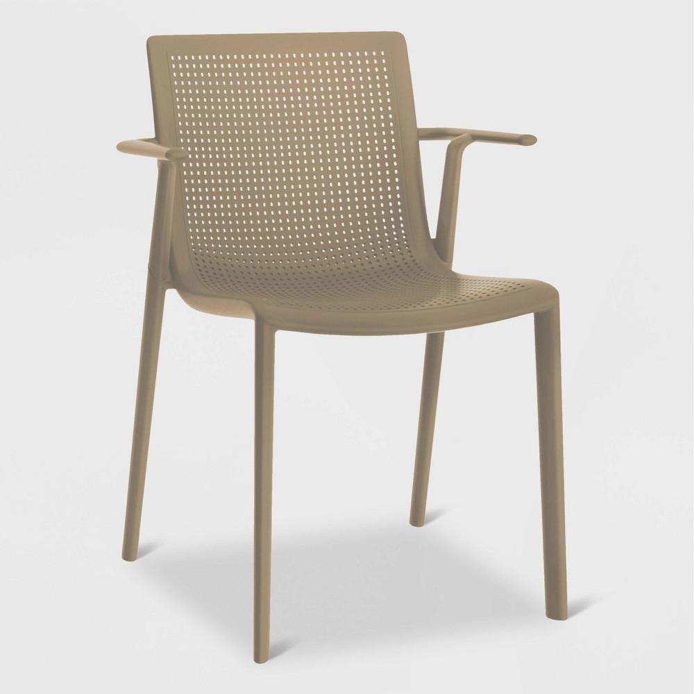 Image of Beekat 2pk Patio Armchair - Sand - RESOL