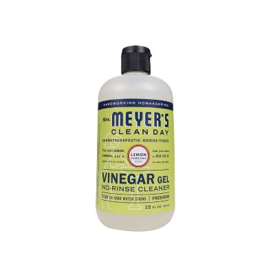 Multi-Surface Cleaner: Mrs. Meyer's Vinegar Gel
