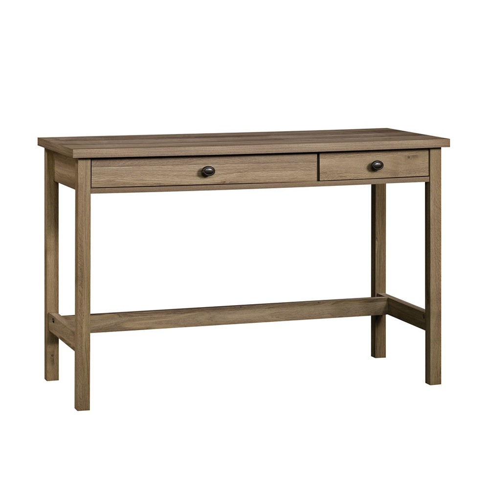 County Line Writing Desk Salt Oak Finish - Sauder