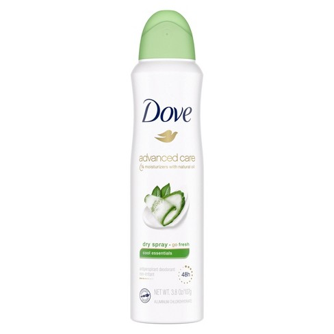 Dove Cool Essentials 48-Hour Antiperspirant & Deodorant Dry Spray - 3.8oz - image 1 of 4