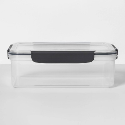 16 Cup Plastic Food Storage Container   Made By Design™ by Made By Design