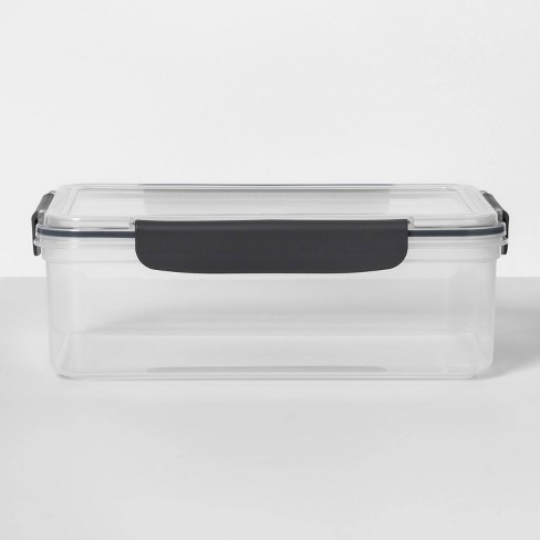16 Cup Plastic Food Storage Container - Made By Design™ - image 1 of 3