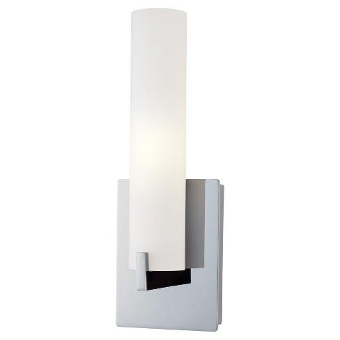 "Kovacs P5040 Tube 2 Light 4-3/4"" Wide Bathroom Sconce - image 1 of 2"