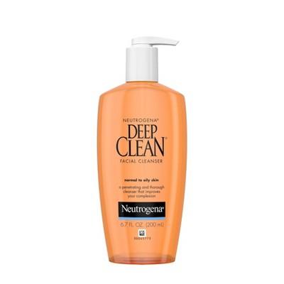 Neutrogena Deep Clean Daily Facial Cleanser - 6.7 fl oz