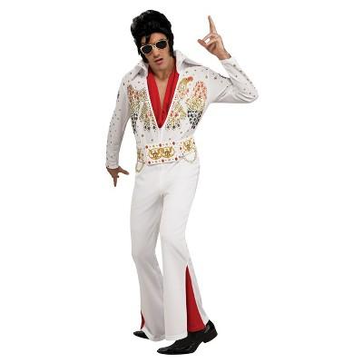 Men's Elvis Deluxe Costume
