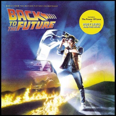 Various Artists - Back To The Future (Music From The Motion Picture Soundtrack) (LP) (Vinyl)
