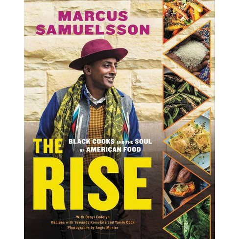 The Rise - by Marcus Samuelsson (Hardcover) - image 1 of 1