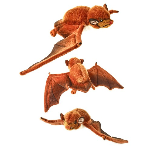 Lelly National Geographic Plush Eastern Red Bat Target