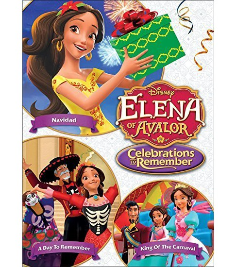 Elena Of Avalor: Celebrations To Remember (DVD) - image 1 of 1