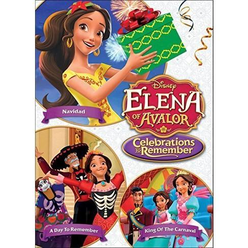 Elena Of Avalor: Celebrations To Remember (DVD) - image 1 of 1