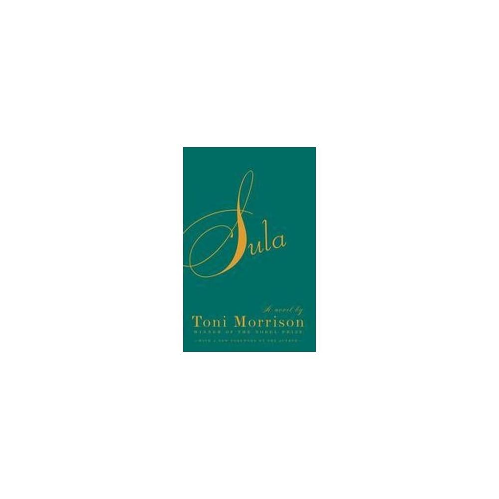 Sula (Reprint) (Paperback) (Toni Morrison)