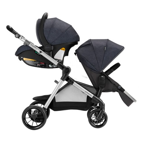 Evenflo Pivot Xpand Modular Travel System with Safemax Infant Car Seat - image 1 of 4