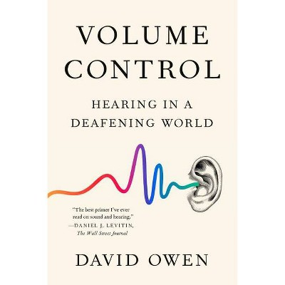Volume Control - by  David Owen (Paperback)